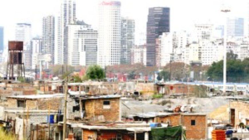 Ingresos más concentrados y pobres cada vez más pobres