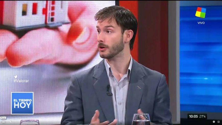 Martín Kalos en América TV sobre Créditos Hipotecarios