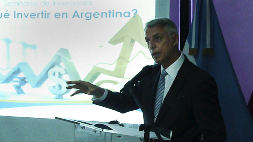 (Español) Venezuela: Seminario de Inversiones en Argentina