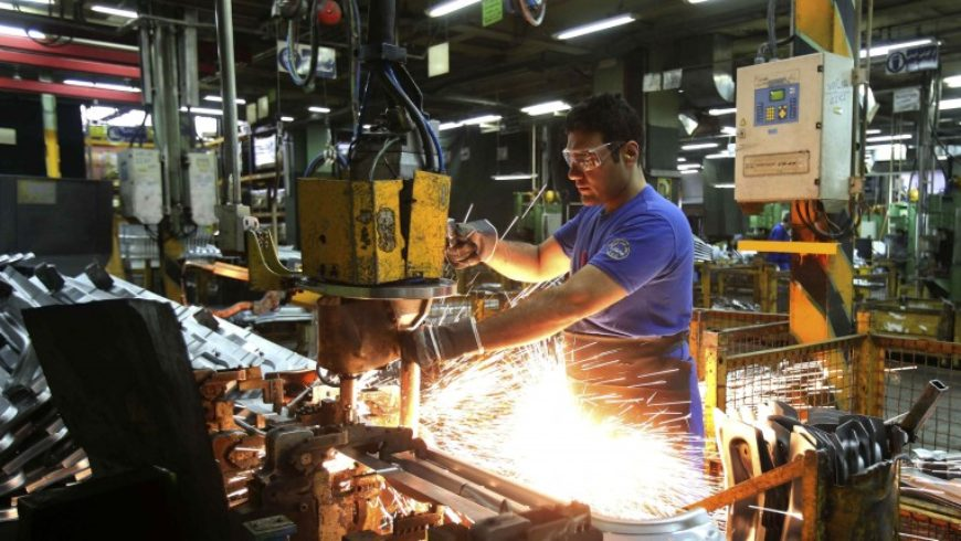 El Economista: «La industria opera al 64,4%»